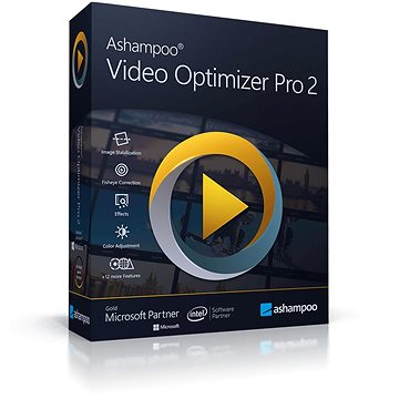 Ashampoo Video Optimizer Pro 2 (elektronická licence) (Ashavo2)
