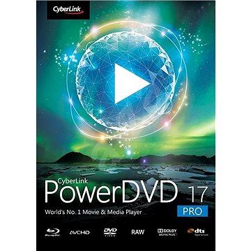 Cyberlink PowerDVD 17 Pro (elektronická licence) (Cybepowpro17)