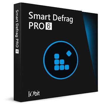 Iobit Smart Defrag 6 PRO pro 3 PC na 12 měsíců (elektronická licence) (IOBSDi103)