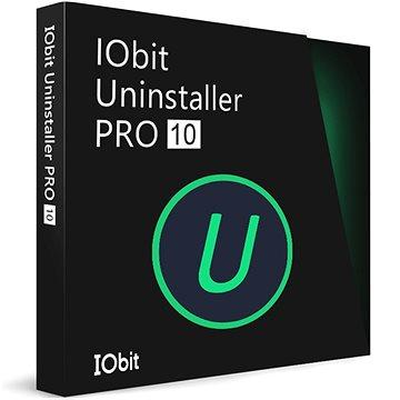 Iobit Uninstaller PRO 10 pro 3 PC na 12 měsíců (elektronická licence) (IOBUni103)
