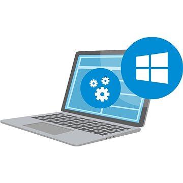 Instalace na dálku - první spuštění OS Windows, včetně instalace programů ()