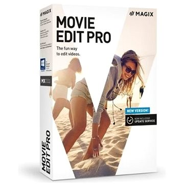 MAGIX Movie Edit Pro (elektronická licence) (ANR008566ESD)