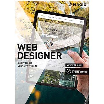 Xara Web Designer 17 (elektronická licence) (ANR009808ESD)