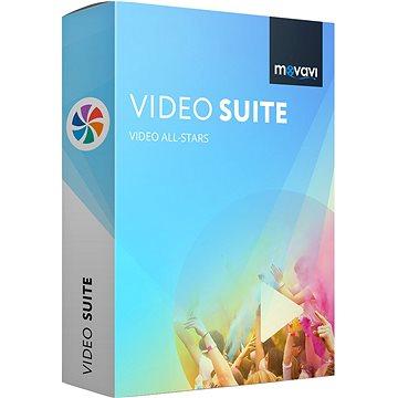 Movavi Video Suite Personal (elektronická licence) (MVVSPL)