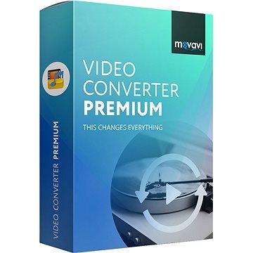 Movavi Video Converter Premium (elektronická licence) (MVVCPL)