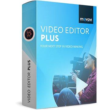 Movavi Video Editor Plus Personal (elektronická licence) (MVVEPPL)