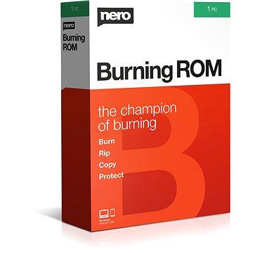 Nero Burning ROM (elektronická licence) (EMEA-11300000/1445)