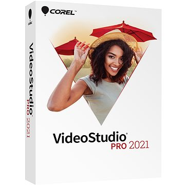 VideoStudio 2021 Business & Education Upgrade (elektronická licence) (LCVS2021UBEMLUG1)