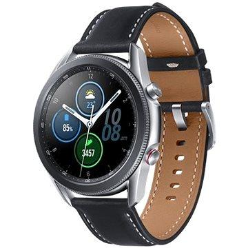 Samsung Galaxy Watch 3 45mm LTE stříbrné (SM-R845FZSAEUE)