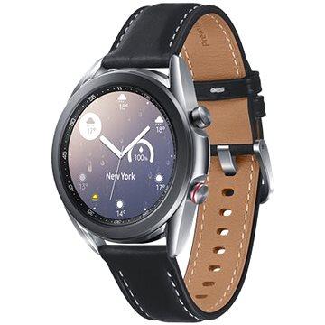Samsung Galaxy Watch 3 41mm stříbrné (SM-R850NZSAEUE)