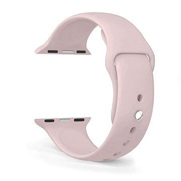 Tactical Silikonový řemínek pro Apple Watch 38mm / 40mm Pink (8596311073311)