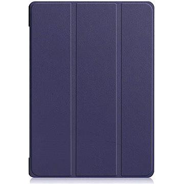 Tactical Book Tri Fold Pouzdro pro Huawei MediaPad T3 10 Blue (8596311060915)