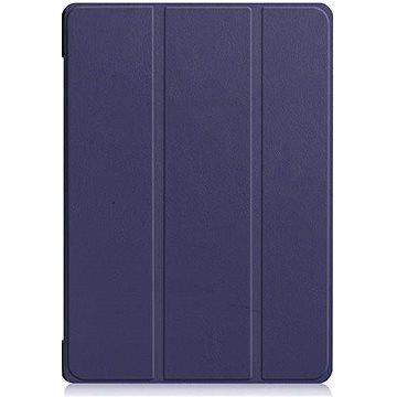 Tactical Book Tri Fold Pouzdro pro Huawei MediaPad T5 10 Blue (8596311060960)