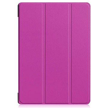 Tactical Book Tri Fold Pouzdro pro Huawei MediaPad T5 10 Pink (8596311060977)