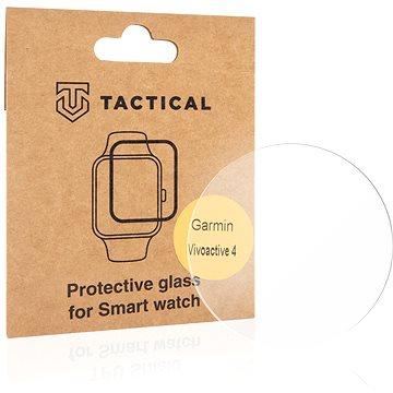 Tactical Glass Shield sklo pro Garmin Vivoactive 4 (8596311125515)