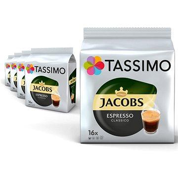TASSIMO kapsle KARTON Jacobs Espresso 80 nápojů (4031516)