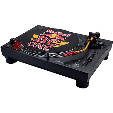 Technics SL-1210MK7 Red Bull BC One Limited Edition