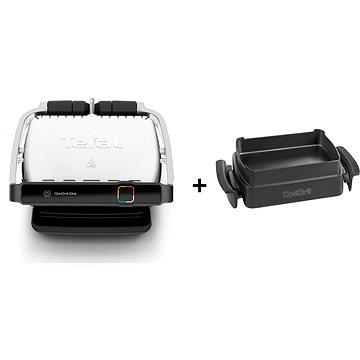 Tefal GC750D30 Optigrill Elite + Tefal XA725870 Baking accessory for Optigrill+/Elite