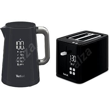 Tefal KO854830 Digital Smart & Light + Tefal TT640810 Digital Display Black