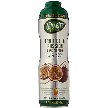 Teisseire passionfruit 0,6l 0% (3092718623166)