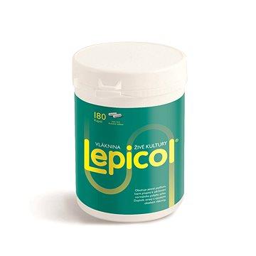 Lepicol kapsle pro zdravá střeva 180 kapslí (8594028190345)