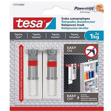 Tesa Nastavitelný nalepovací šroub na tapety a omítku 1kg (77775-00007-00)