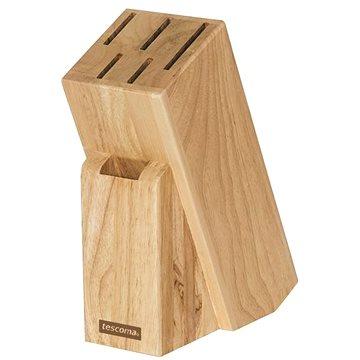 TESCOMA Blok WOODY, pro 5 nožů a nůžky (869505.00)