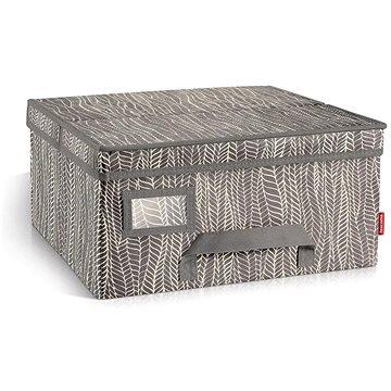TESCOMA Krabice na oděvy FANCY HOME 40 x 35 x 20 cm, cappuccino (8595028403404)