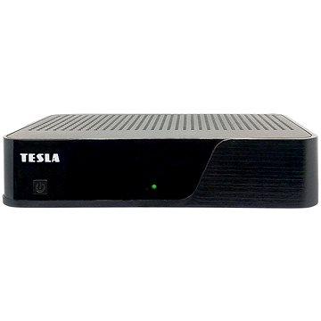 TESLA HYbbRID TV T200 přijímač T2 HEVC H.265 s HbbTV (8595689800376)