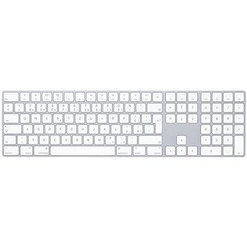 Apple Magic Keyboard s číselnou klávesnicí - česká (MQ052CZ/A)