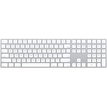 Apple Magic Keyboard s číselnou klávesnicí - slovenská (MQ052SL/A)