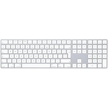 Apple Magic Keyboard s číselnou klávesnicí - mezinárodní angličtina (MQ052Z/A)