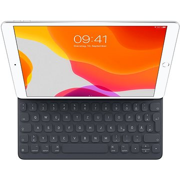 Apple Chytrá klávesnice pro iPad (7th generace) and iPad Air (3rd generace) - Německá (MPTL2D/A)