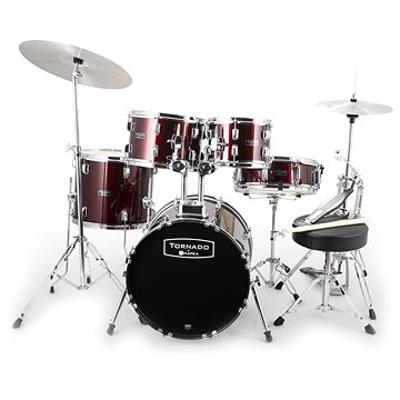 Mapex TND5844FTCDR TORNADO Red (TND5844FTCDR)