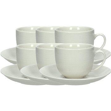 Tognana Sada šálků na čaj s podšálky 200ml VICTORIA 6ks (VC085020000)