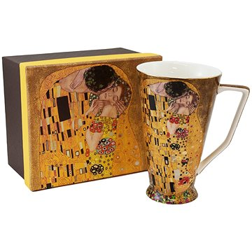 HOME ELEMENTS Hrnek 500 ml, Klimt (8595556450857)