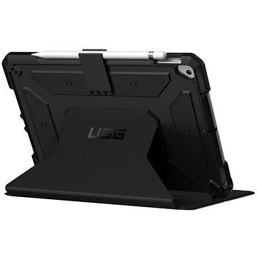 """UAG Metropolis Black iPad 10.2"""" 2021/2020/2019 (121916114040)"""