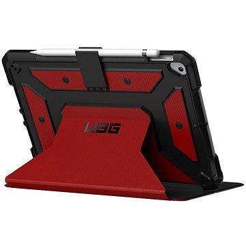 "UAG Metropolis Red iPad 10.2"" 2021/2020/2019 (121916119393)"