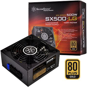 SilverStone SFX Gold SX500-LG v 2.0 500W (SST-SX500-LG)