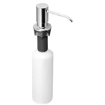 SAPHO Zápustný dávkovač mýdla, kulatý, chrom SP023 (SP023)