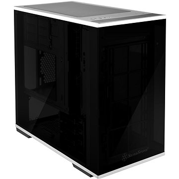 SilverStone Lucid LD01 Black (SST-LD01B)
