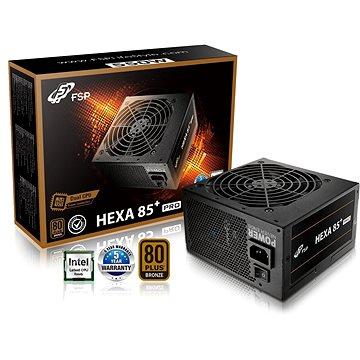 FSP Fortron HEXA 85+ PRO 550 (PPA5505500)
