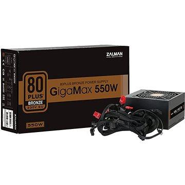 Zalman GigaMax ZM550-GVII (ZM550-GVII)
