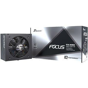 Seasonic Focus PX 650 Platinum (FOCUS-PX-650)