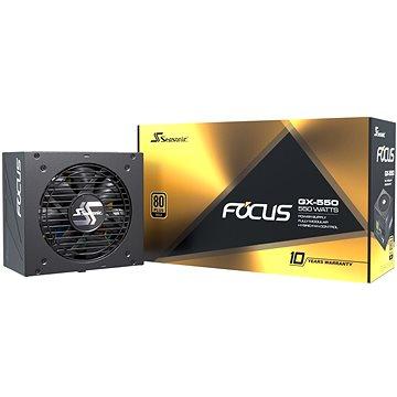 Seasonic Focus GX 650 Gold (FOCUS-GX-650)