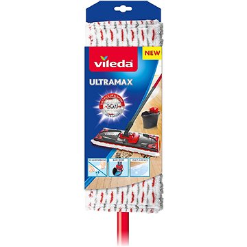 VILEDA Ultramax Microfibre 2v1 mop (4023103201200)