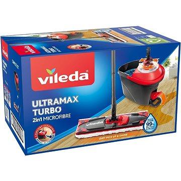 VILEDA Ultramat TURBO + Ajax (4023103206236)