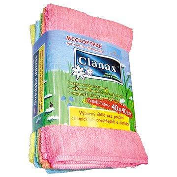CLANAX Towel Švédská utěrka 40 x 40 5 ks (8590786720176)