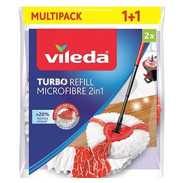 VILEDA TURBO 2v1 náhrada 2 ks (4023103198227)