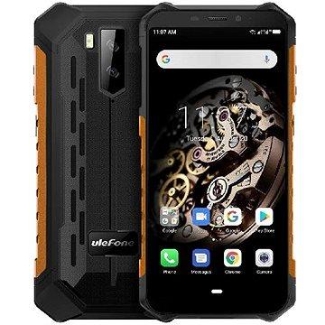 UleFone Armor X5 PRO oranžová (ULE000380)